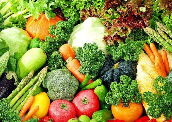蔬菜顏色 暗藏營養學問 - 明醫網