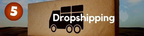 Como ganhar dinheiro com Dropshipping