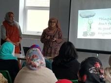 Minhaj Health Workshop