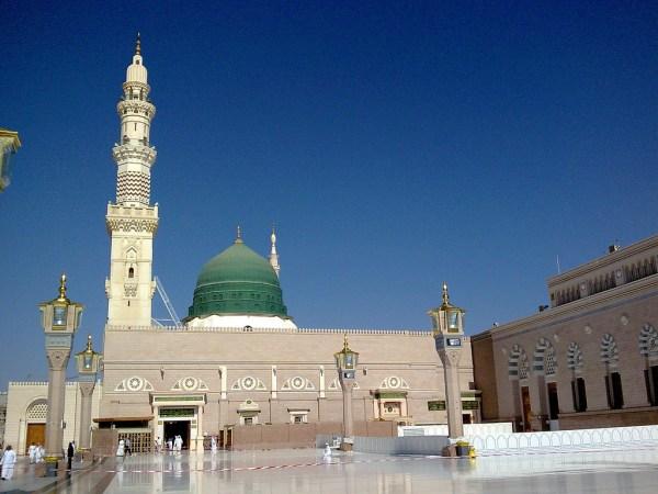 masjid-un-nabawi
