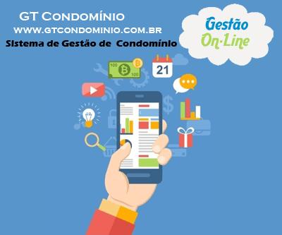 GT Condomínio - Gestão de Condomíno Online