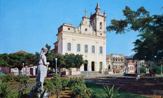 Santo Antônio Além do Carmo Salvador
