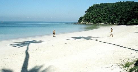 Praia de Inema Salvador