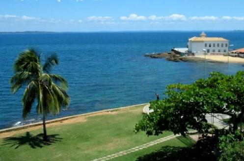 Praia da Boa Viagem Salvador
