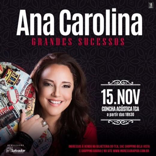 Ana Carolina Minha Salvador