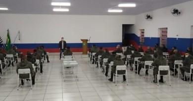 Atiradores do TG tiram dúvidas sobre alimentação com o nutricionista Fábio Tavella