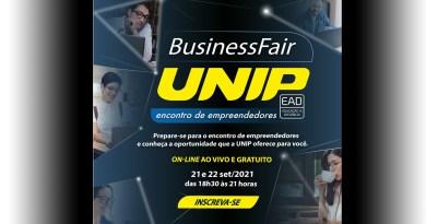 Empreendedorismo: UNIP realiza evento on-line gratuito para apresentar modelo de negócio rentável em Educação a Distância