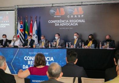 20ª Conferência Regional da Advocacia, promovida pela OAB SP, chega à região de Mogi Guaçu