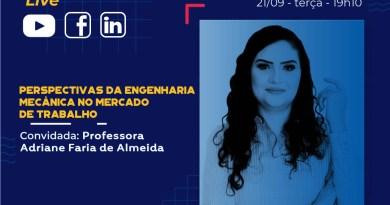 """UNIP fala sobre as """"Perspectivas da Engenharia Mecânica no Mercado de Trabalho"""""""