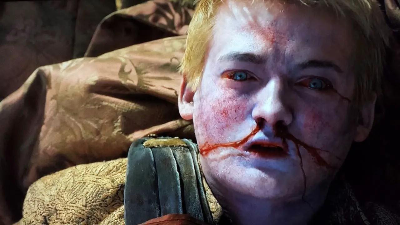 Resultado de imagem para morte do joffrey