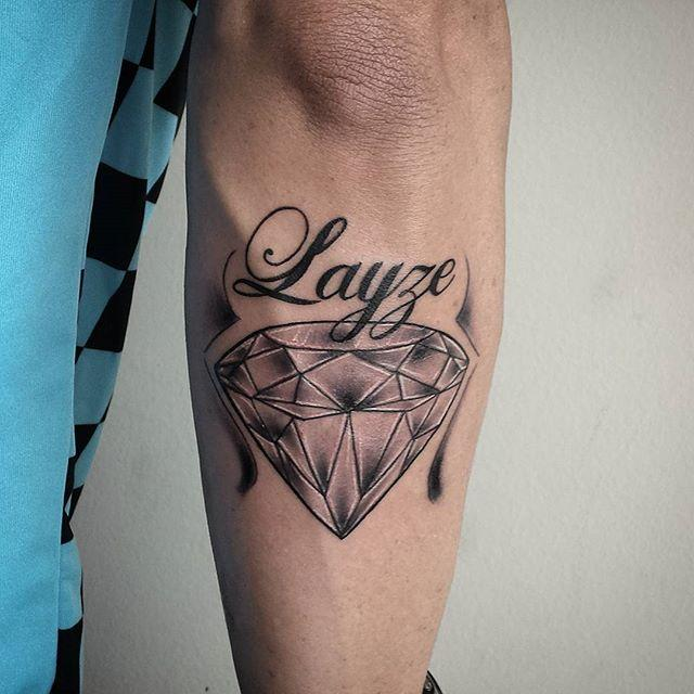 Tattoo De Diamante