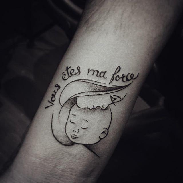 Tatuagens Femininas Pequenas No Pulso Mae E Pai