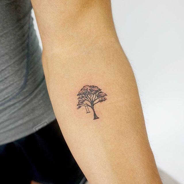 Tatuagens Femininas Pequenas E Delicadas No Pulso