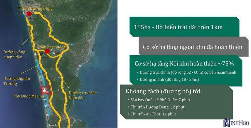 Vi tri intercontinental Phu Quoc