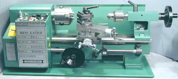 Mini Lathe Parts For Sale