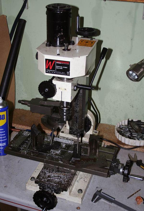 Mini-mill Micro-drill Recommendations