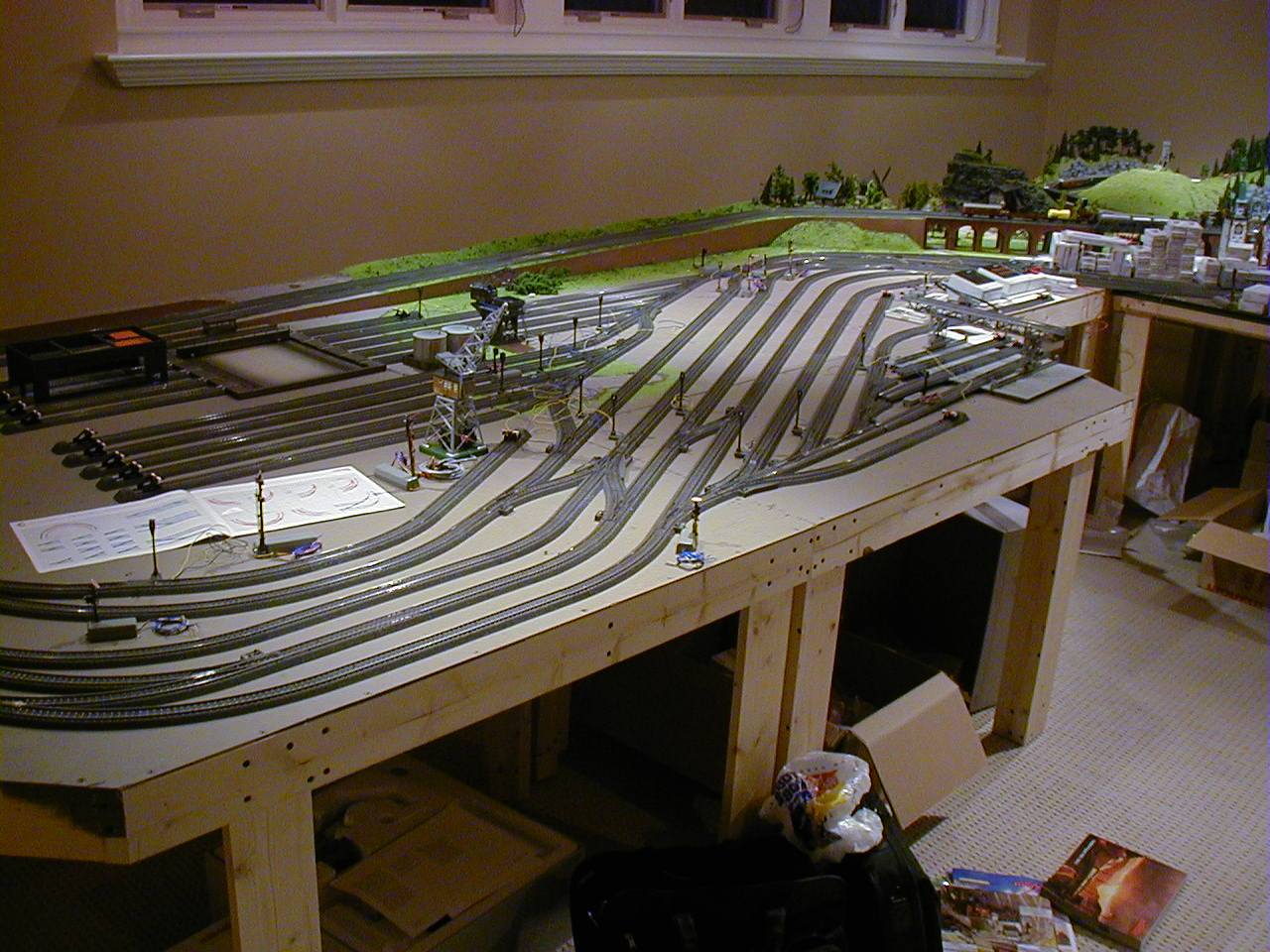 hight resolution of ho gauge layout