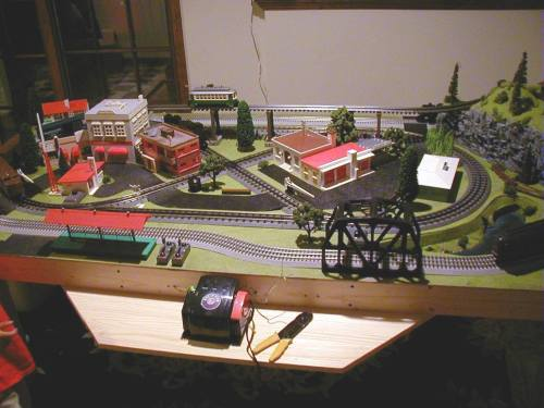 small resolution of o gauge layout