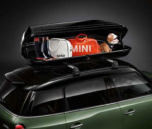 mini roof box 320