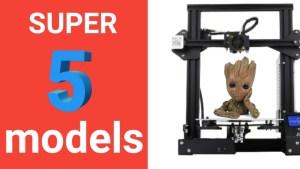 TOP 5 3D MODEL