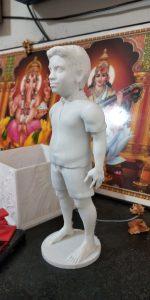 3D Figurine miniature doll 3d selfies figurine 3d print tamil