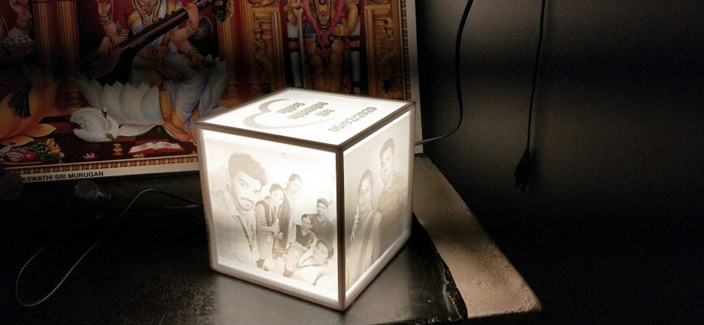 Personalized GIFTS - 3D PRINT TAMIL