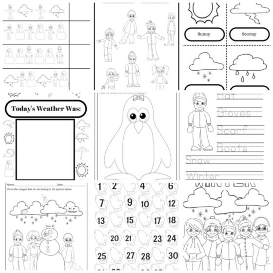 Rainbow Sequence Threading Toddler Activity with Free
