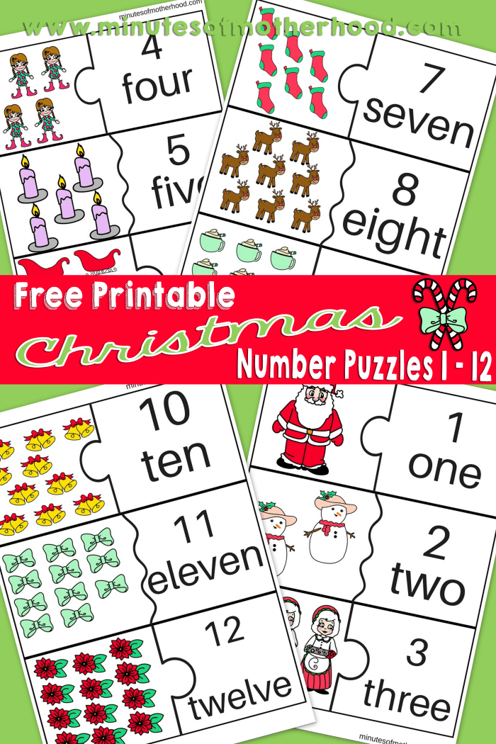 This is a graphic of Crush Printable Number Puzzles