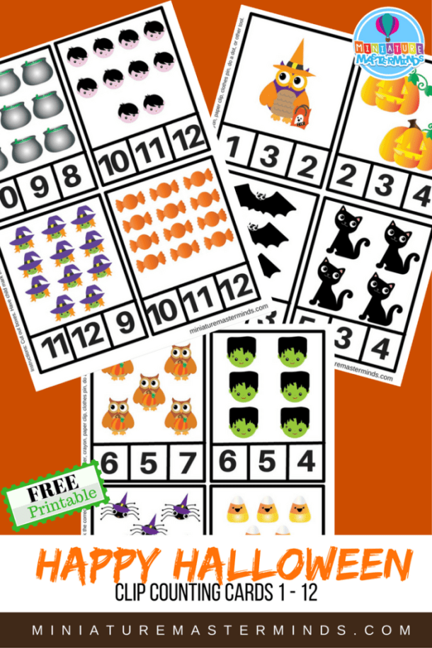 happy-halloween-clip-counting-cards-1-to-12