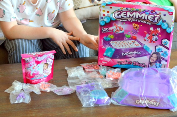 Gemmies Make Crystal Creations Review holiday Gift Guide