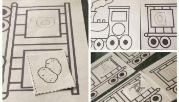 Coloring Pages With Alphabet Letters : Miniature masterminds