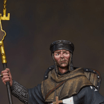 Hospitaller Sergeant at Arms – Acre 1191