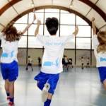 Dal minibasket al basket passando dalla preadolescenza!