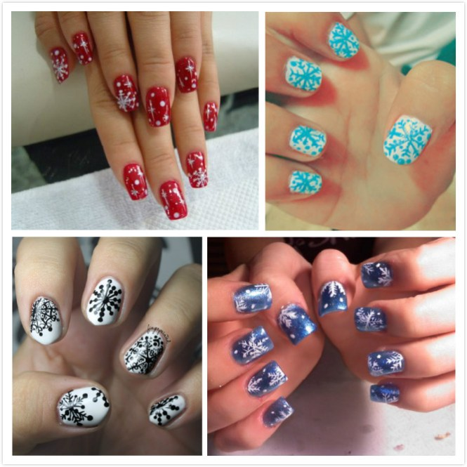 Best Christmas Nail Design Ideas Photo 1 Was Last Modified September 5th 2016 By Admin