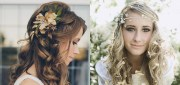 simple wedding hairstyle in 2015