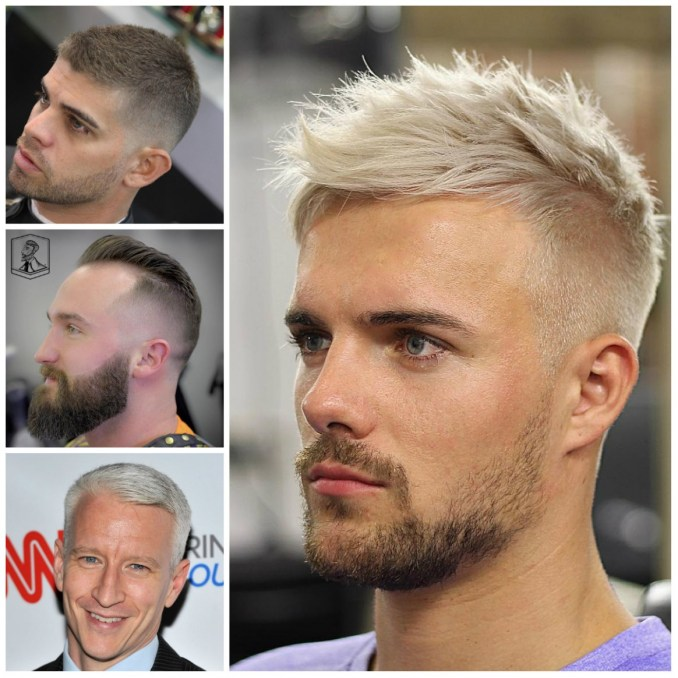 hairstyles for men who are balding - beauty life