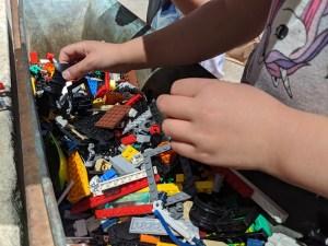 LEGO contest!