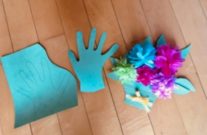 Make It Together: Handful Of  Flowers