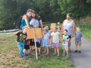Some Local Preschools Are Heading Outdoors