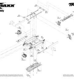 traxxas x maxx review traxxas t maxx steering diagram x maxx 4wd brushless tqi tsm disco [ 3150 x 2250 Pixel ]