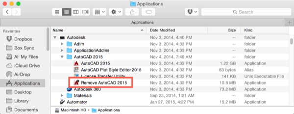 [Uninstall AutoCAD Mac] How To Clean Uninstall AutoCAD App