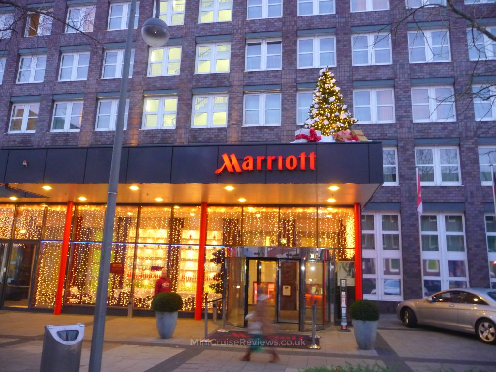 Cologne Marriott Hotel Review  Mini Cruise Reviews
