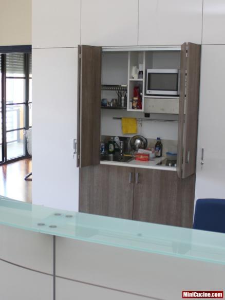 Mini cucina per ufficio 8  Mini Cucine moderne per