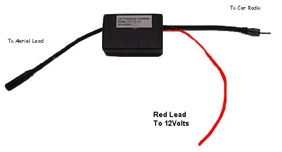 radio wiring harness converter