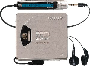 MD Community Page: Sony MZ-E55