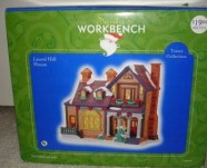 Santa's Workbench Collection box