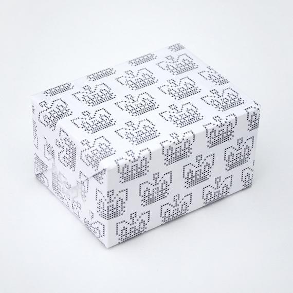 Printable Cross Stitch Wrap