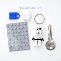 Lego keyholder | MINI ECO
