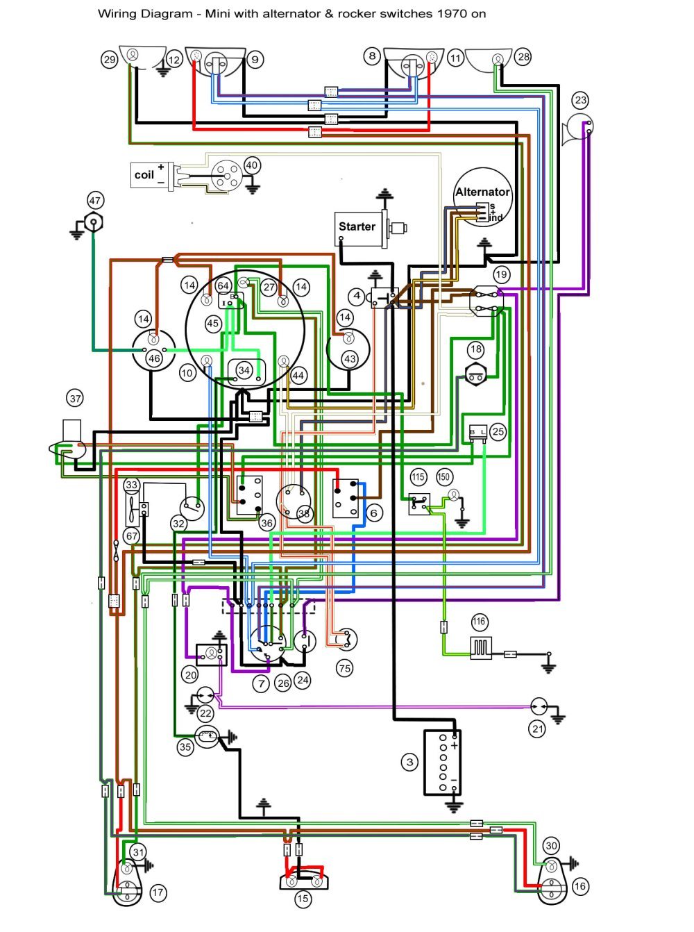 medium resolution of mini wiring diagrams wiring diagrams wrx wiring diagram 1988 mini wiring diagram