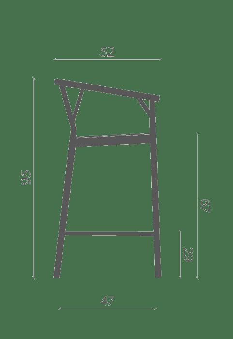 stool valerie stool . miniforms